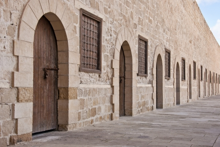 alexandria egypt: Ancient Doors