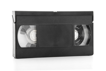 videocassette: Cinta de video