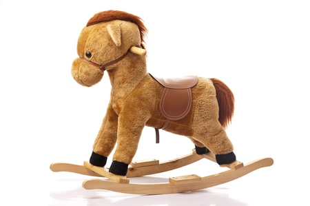 juguetes antiguos: Rocking Horse