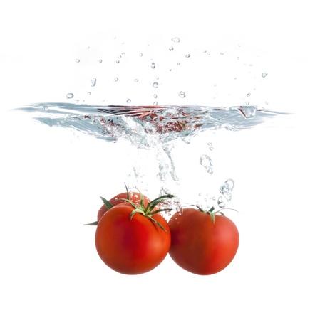 Tomato Splash photo
