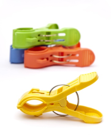 clamps: Clothes Pegs