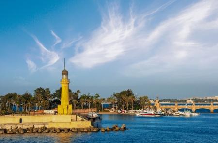 alexandria egypt: Tropical Alexandria Resort in Montazah Park Alexandria Egypt