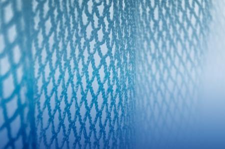 redes pesca: Resumen Net pesca submarina Azul