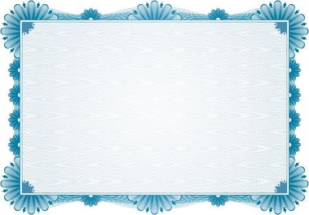 thankful: Un vector azul de alta detallada Certificado de Seguridad Vectores