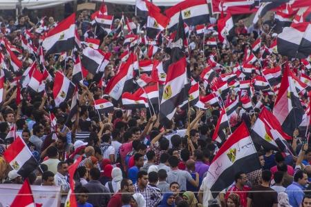 fraternidad: Protesta contra la Hermandad Musulmana de Egipto - Alexandria, Sidi Gaber, 30 de junio 2013