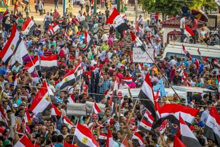 fraternidad: J�venes egipcios protestan contra la Hermandad Musulmana - Alexandria, Sidi Gaber, 30 de junio 2013