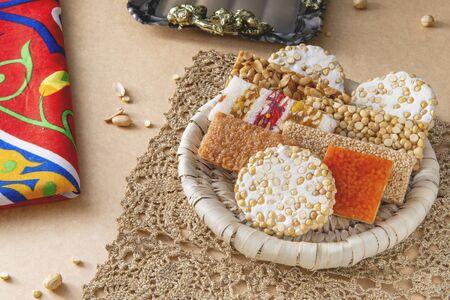 Egyptian Traditional Prophet Muhammad Birthday Celebration Desserts, Egyptian Culture