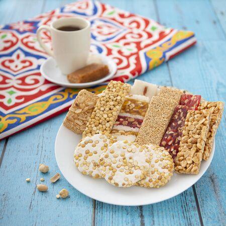 Egyptian Traditional Prophet Muhammad Birthday Celebration Breakfast, Egyptian Culture