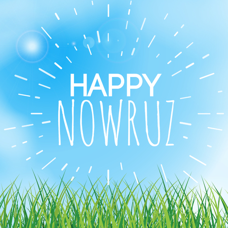 Nowruz greeting iranian new year vector banner royalty free 73479224 happy nowruz greeting card iranian persian new year march equinox green grass field lawn meadow landscape herbal texture m4hsunfo