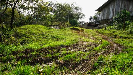 Slope of Mud, Farm Ranch