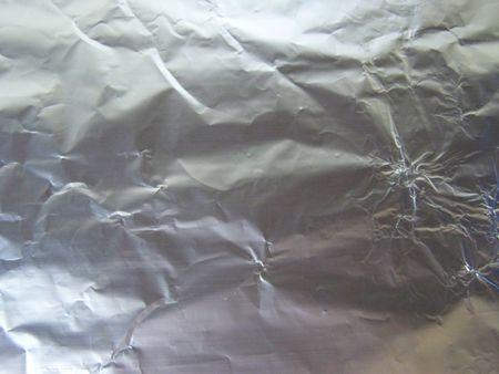aluminium foil (tin foil) Stock Photo - 3551302