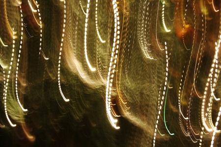 Zusammenfassung Hintergrund der tanzenden Lichter