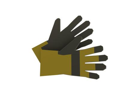 Paar Handschuhe