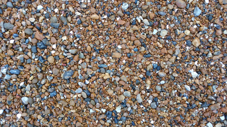 Colorful Pebbles Background Imagens