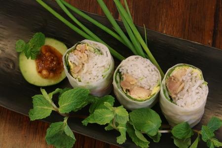 goi: Goi cuon, Vietnamese fresh spring rolls