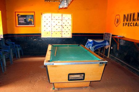 billiards rooms: billiard room