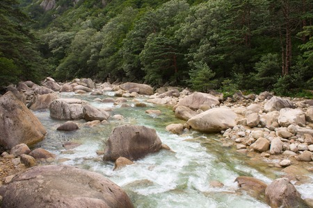 Mount Kumgang  North Korea