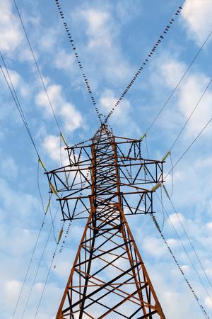 High voltage support