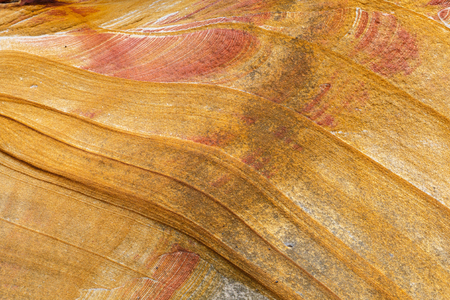 sandstone structure background, natural stone texture, abstract pattern on a rock