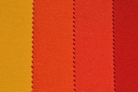 色の黄色とオレンジ色のテクスチャ パターン