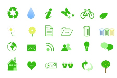 Ecology Icons for the Web photo