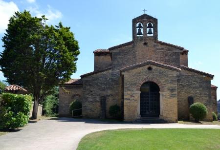 教会のサン Julian フアン デ ロス プラドス、オビエド - アストゥリアス