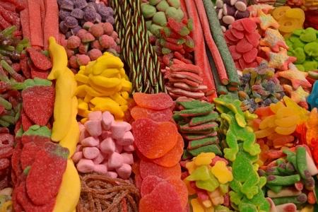 jelly beans: Fagioli di gelatina e caramelle
