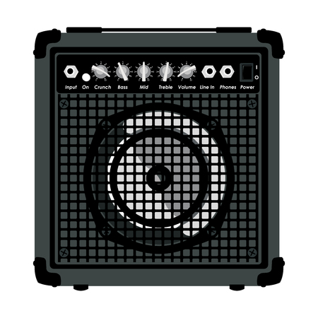 Combo Amplifier for guitar.