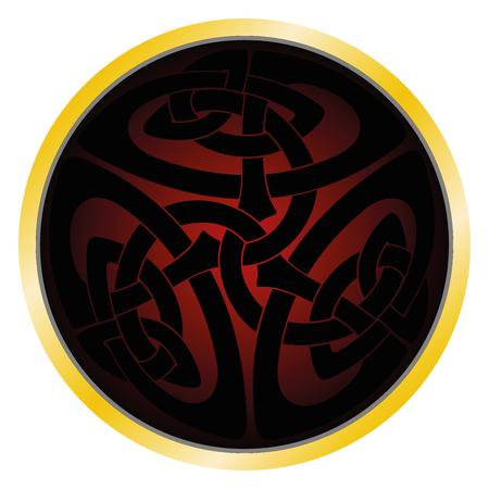 Magic Celtic sign.