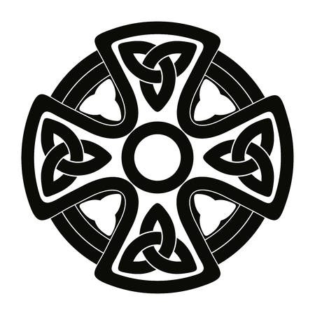 Celtic national ornaments.