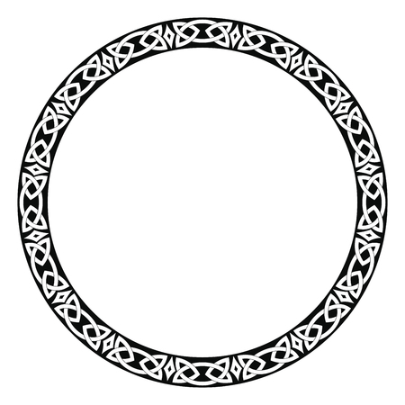 Ornement national celtique.