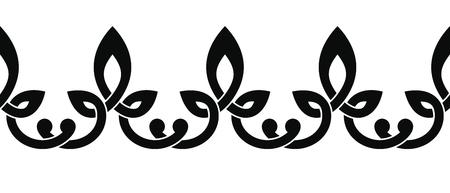 Celtic national ornament. Reklamní fotografie - 123970892