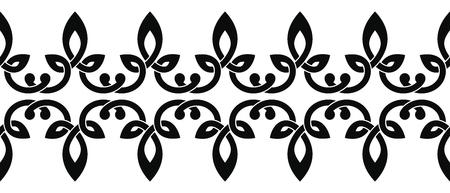Celtic national ornament. Reklamní fotografie - 123970893