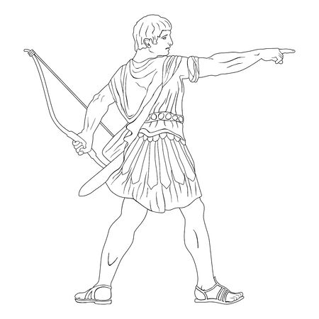 Roman Empire Warrior.
