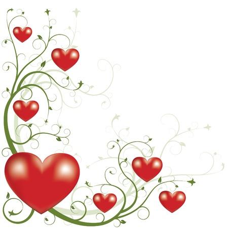 Valentine  イラスト・ベクター素材