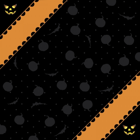 Halloween background Stock Vector - 15311207
