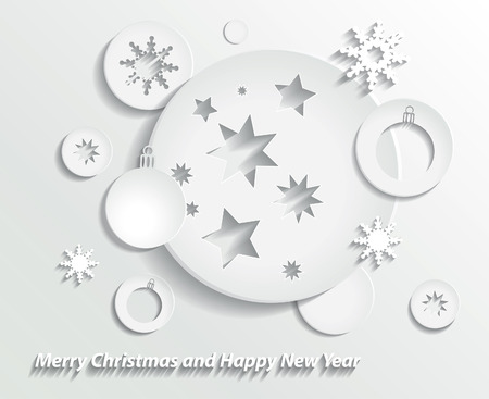 크리스마스 배경 스톡 콘텐츠 - 23207127