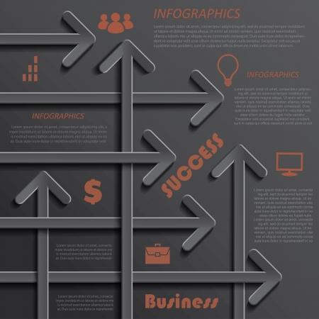 プレゼンテーションは、web デザイン、グラフィックやウェブサイトのレイアウト、図、ワークフロー レイアウト、ビジネス ステップ オプション、