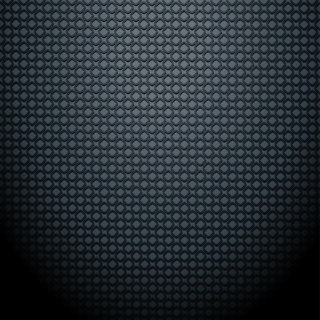 Realistic dark abstract vector texture