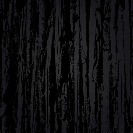 黒の背景の木目テクスチャ