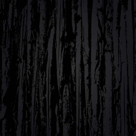Black background wood texture Illustration