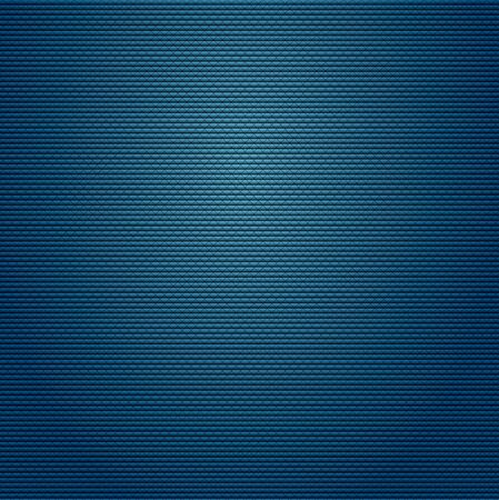 Blue Geometric grid background Modern abstract Realistic color carbon texture