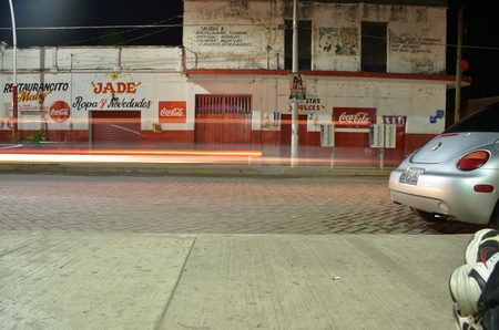静かな夜 写真素材