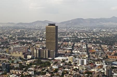 mexico city: Mexico City Tall Building
