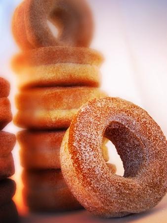 Naturaleza muerta con Donuts