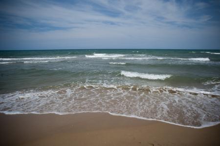 Playa de la Comunidad Valenciana, España Foto de archivo - 14755146