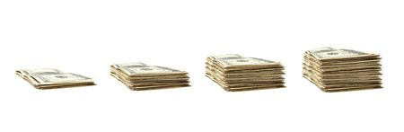 commision: Dollar 100 bills