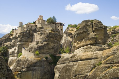 Meteora - Greece Stock Photo - 7606621