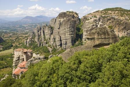 Meteora - Greece photo