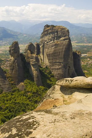 Meteora - Greece Stock Photo - 7606368